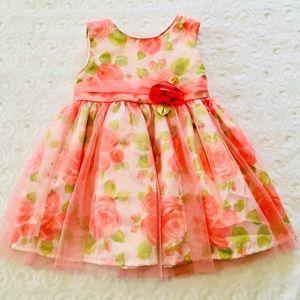 💚NWOT Gorgeous little girls dress 💚